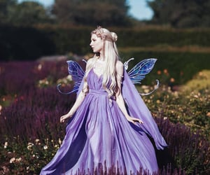 amazing, fairy, and hair image
