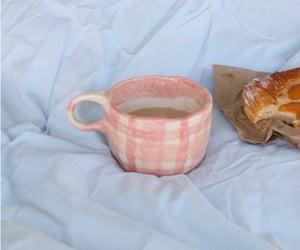 art, breakfast, and Ceramic image