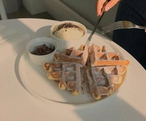 beige, eat, and breakfast image