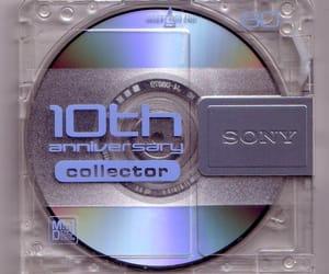 2000s, cd, and gray image