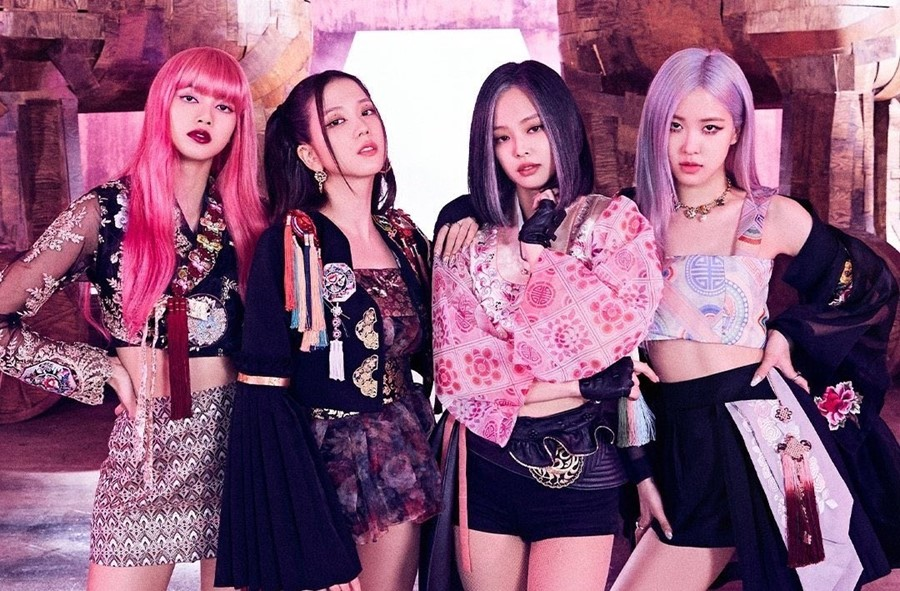 article, winter, and blackpink image