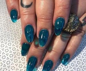 beauty, makeup, and nail image