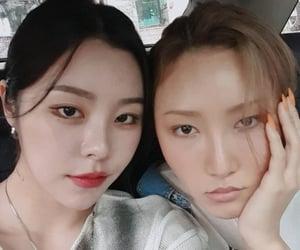 jung wheein, korean girl, and kpop image