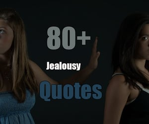 quotes of the day, jealousy quotes, and quotes about jealousy image