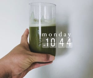 healthy and green juice image