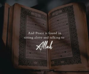 allah, arabic, and book image