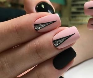 nails, ideas, and girl image