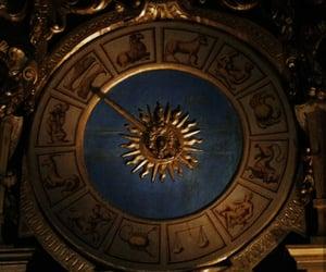 aesthetic, gold, and horoscope image