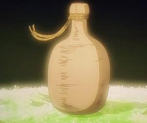 anime, offering, and sake image
