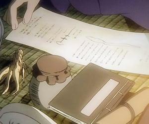 mushishi, notes, and anime image