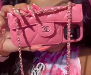 aesthetic, barbie, and chanel image