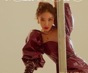 k-pop, kpop, and chungha image