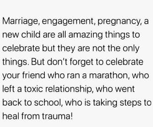 celebrate, quote, and marriage image