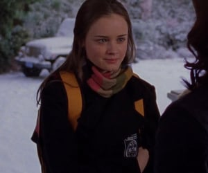 alexis bledel, gilmore girls, and jess mariano image