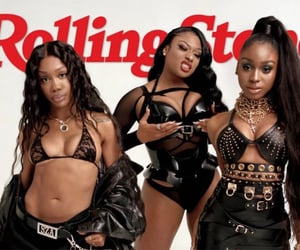 rolling stone, sza, and normani image