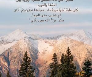 arabic, اقتباسً, and هاجر image