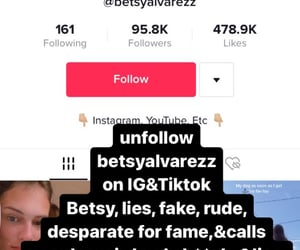 cuban, unfollow, and rude image