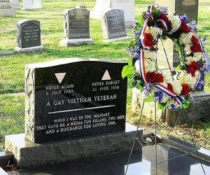 usa, usaf, and gravestone image