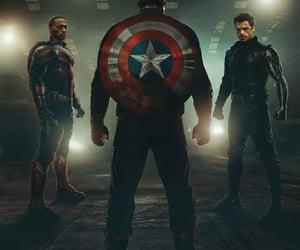 disney +, Marvel, and series image