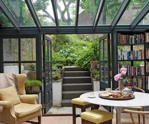 conservatory, indoor garden, and inspiration image