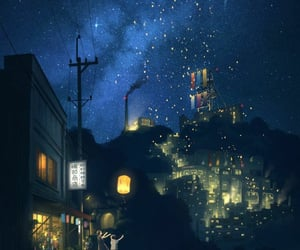 celebrate, city, and dark image