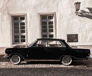 car, aesthetic, and vintage image