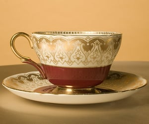 bone china, cup, and palette image
