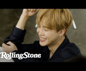 boys, rolling stone, and jimin image