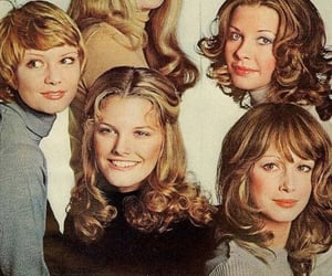 1970s, 70s, and blond image