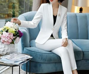 elegance, business casual, and chic image