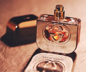 fragrance, gucci, and perfume image