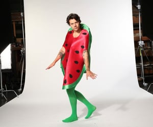 Harry Styles, watermelon sugar, and snl image