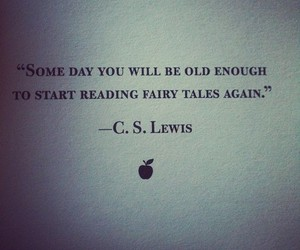 fairytales and c.s lewins image