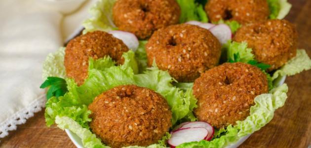 article, lebanon, and lebanese، falafel ، food image