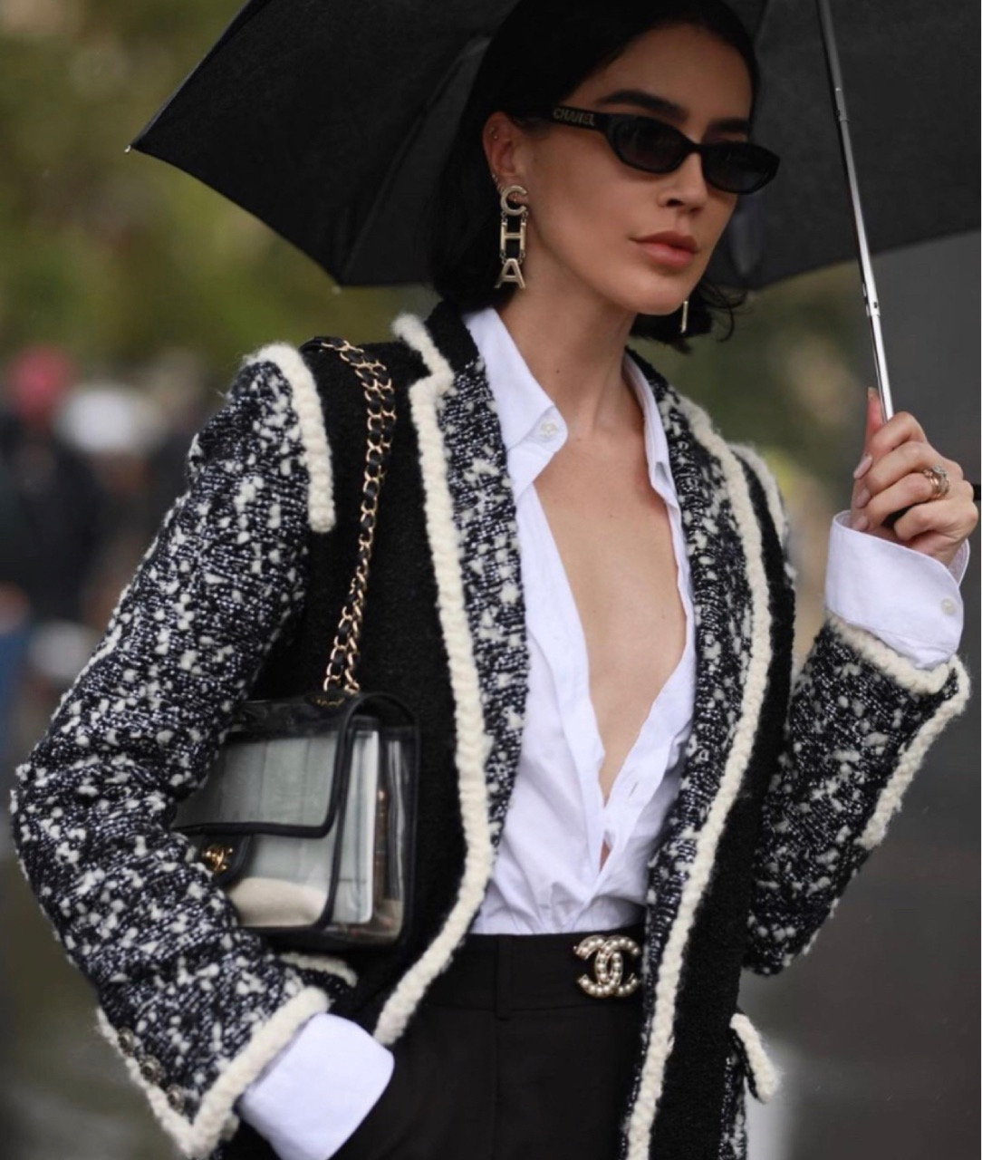 chanel, style, and trendy image