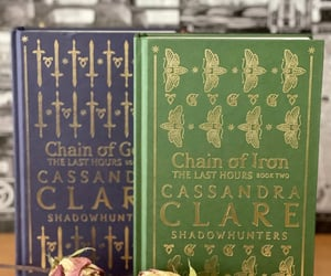 books, cassandra clare, and chain of gold image