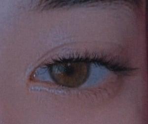 aesthetic, noise, and hazel eyes image