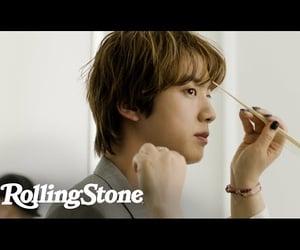 boys, rolling stone, and seokjin image