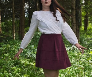 fairy, model, and blairwaldorf image