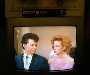 80s, Molly Ringwald, and pretty in pink image