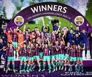 Barca, women, and fc barcelona image