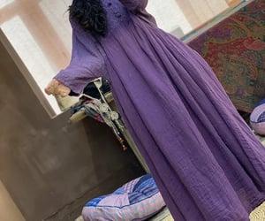 prom dress, loose long dresses, and linen plus size dress image