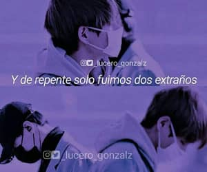frases, k-pop, and español image