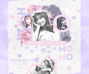 aesthetic, edit, and momo image