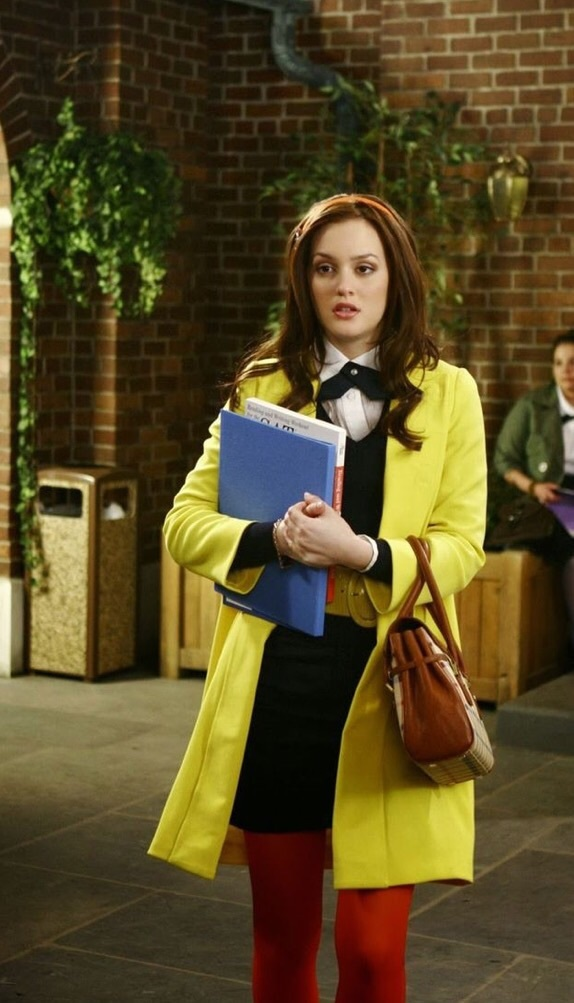 article, books, and blair waldorf image