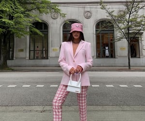 blogger, look, and Prada image