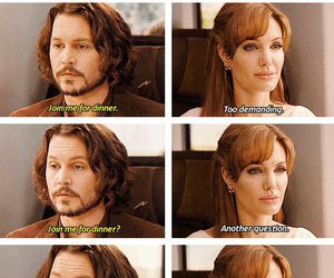 Angelina Jolie, jolie, and movies quotes image