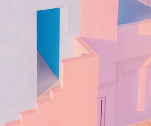 abstract, colors, and architecture image