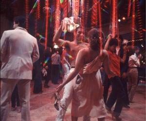 1970s, nightclub, and retro image