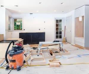 home renovation and modular kitchen design image